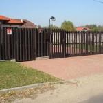 Распашные ворота (3)