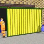 подвесные ворота (3)