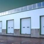 секционные ворота (2)