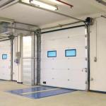 секционные ворота (4)