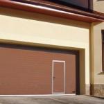 секционные ворота (8)