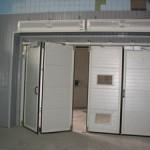 складные ворота (2)