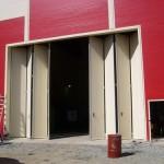 складные ворота (3)