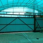 Откатные ворота в волоколамске